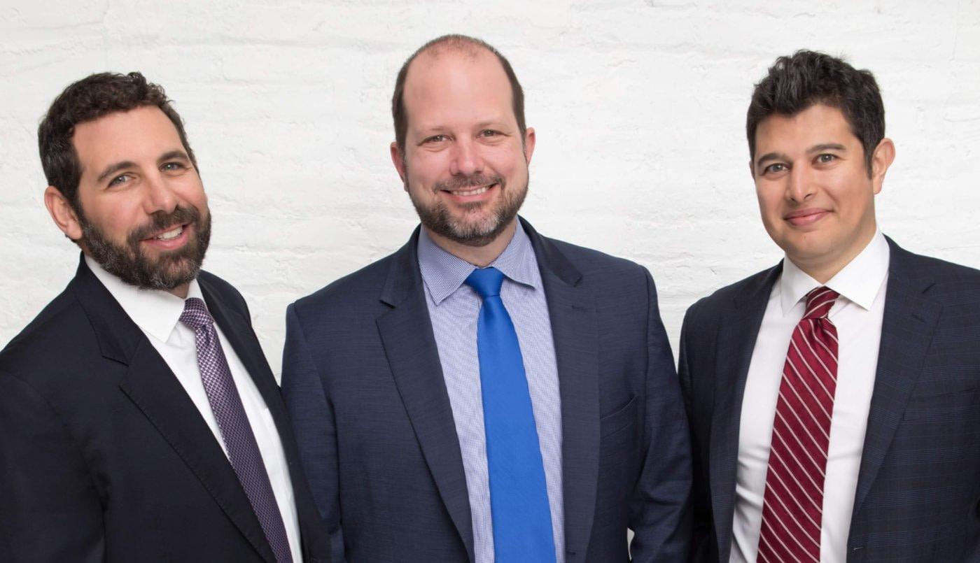 Three Founders of HFA